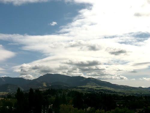 Mt. Diablo, November 2009