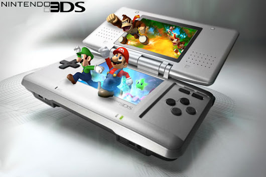 Nintendo 3DS: French agency says kids under 6 shouldn't use 3D