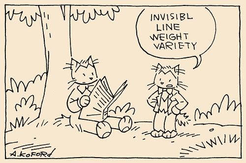 Laugh-Out-Loud Cats #1733 by Ape Lad