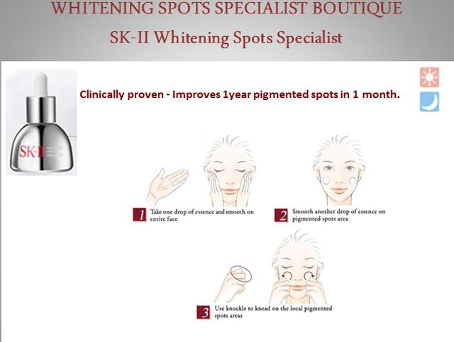 white spot specialist