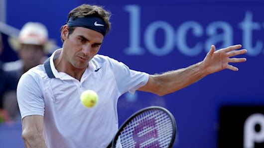 Tennis - Federer blames injury after losing to world number 55 | tennis singles