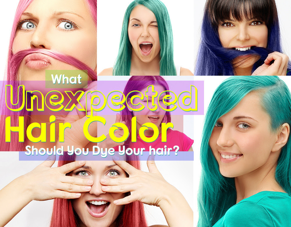 What Unexpected Color Suld You Dye Your Hair? - Quiz - Zimbio