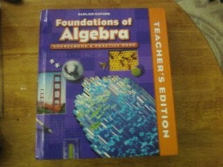 Foundations Of Algebra Practice Book Answers Grade 8