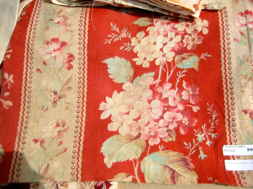 Slice of French fabric. (better than dessert!)