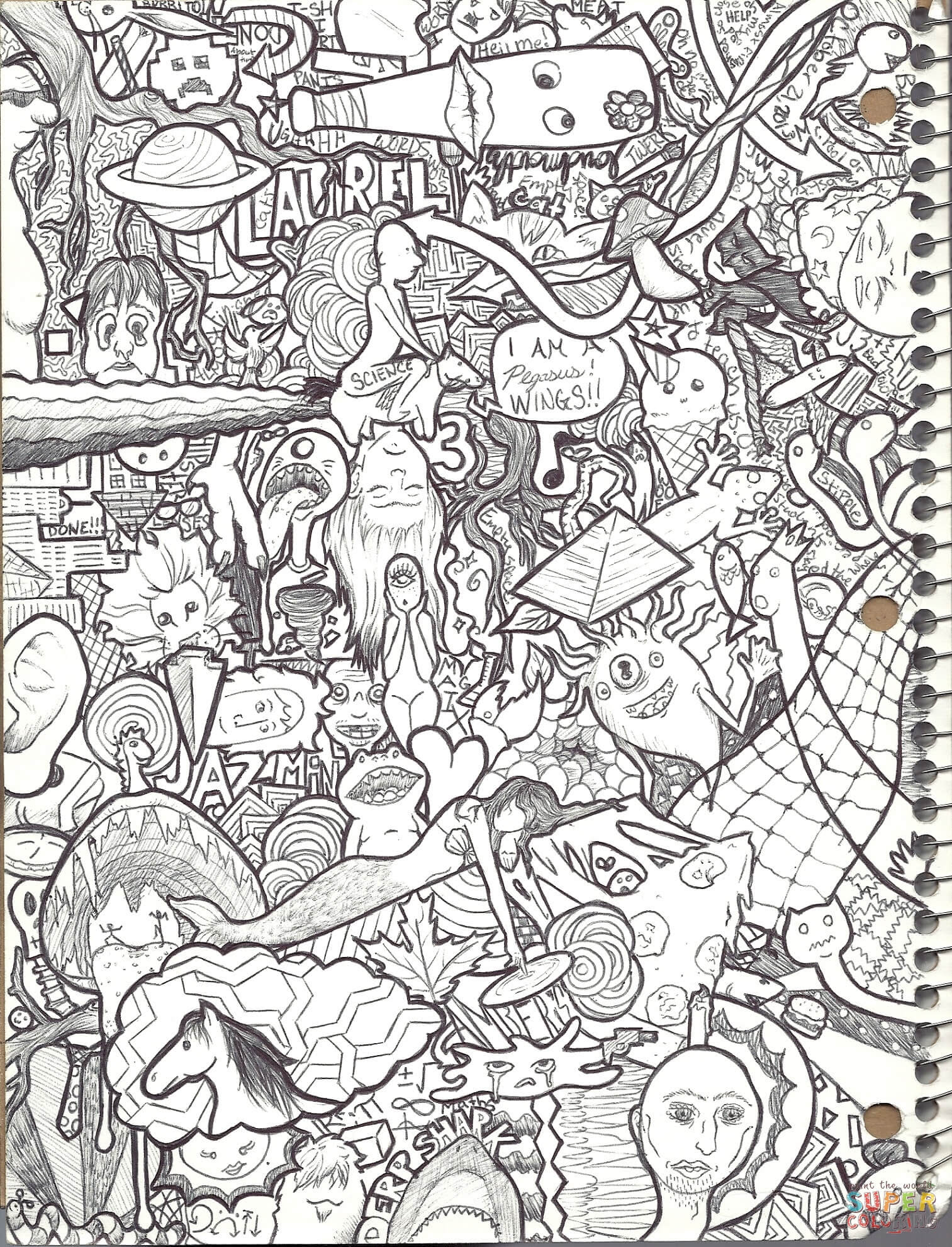 Avengers Ausmalbilder Zum Ausdrucken Best Kids N Fun Beim: Download Free Doodle Art To Print And Color