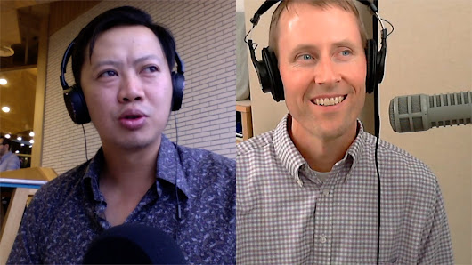 Video Audio Expert - Curtis Judd Podcast Interview Ep 26 - Greg Hung Show -