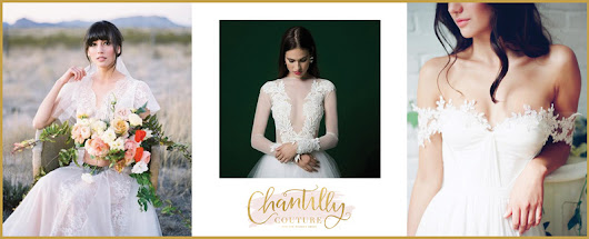Chantilly Couture is a Bridal Boutique in Oklahoma City, OK