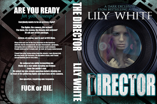 Cover Reveal for The Director by Lily White