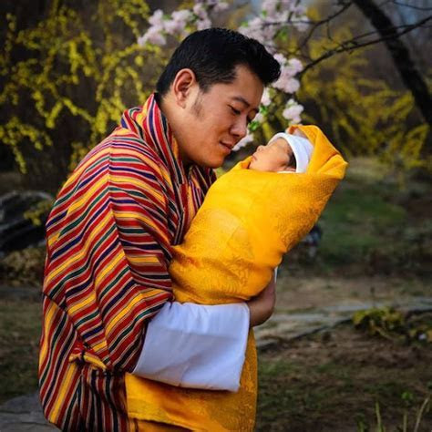 New photos of Prince (Gyalsey) of Bhutan were published