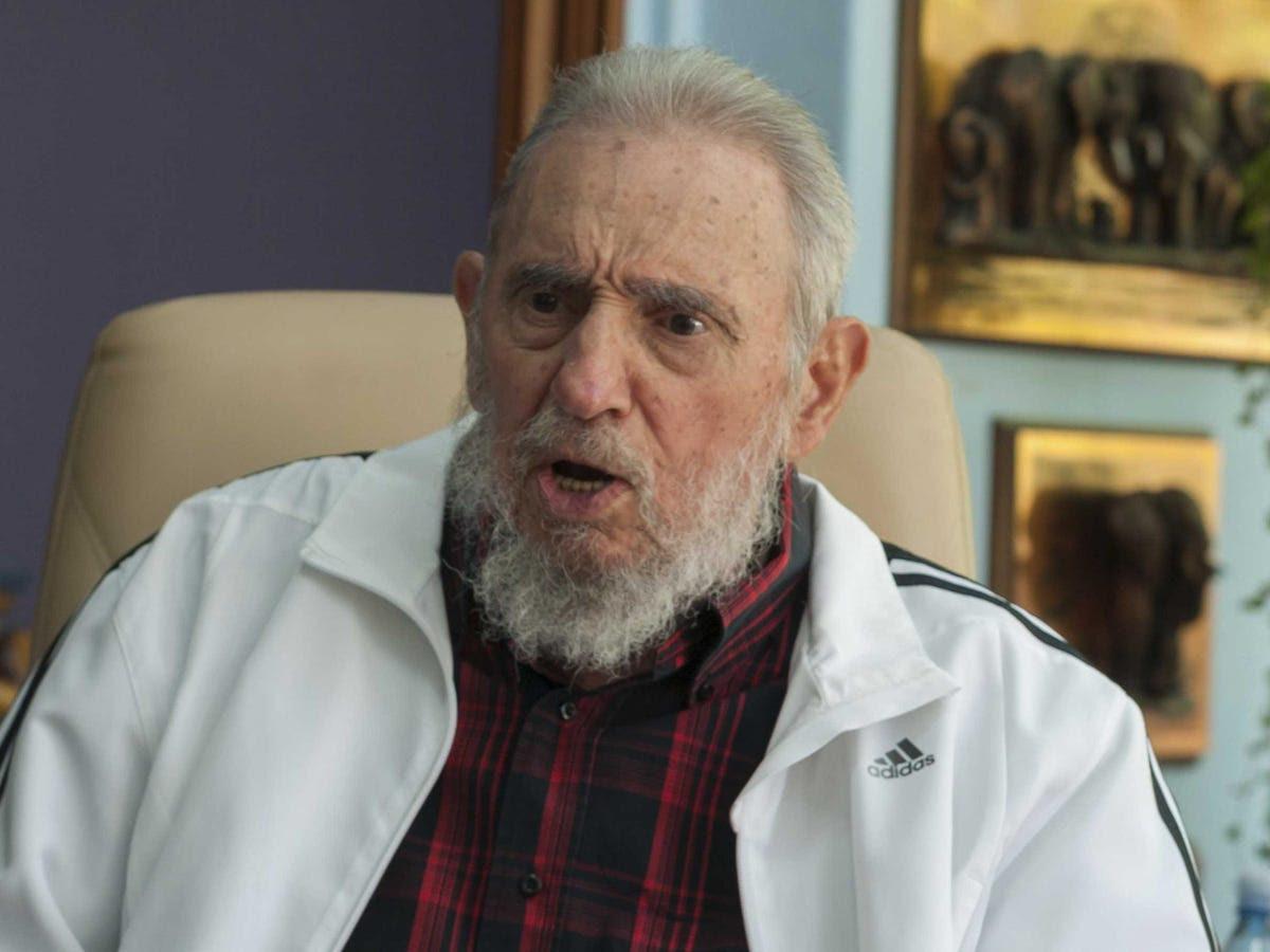 AGE 88: Fidel Castro