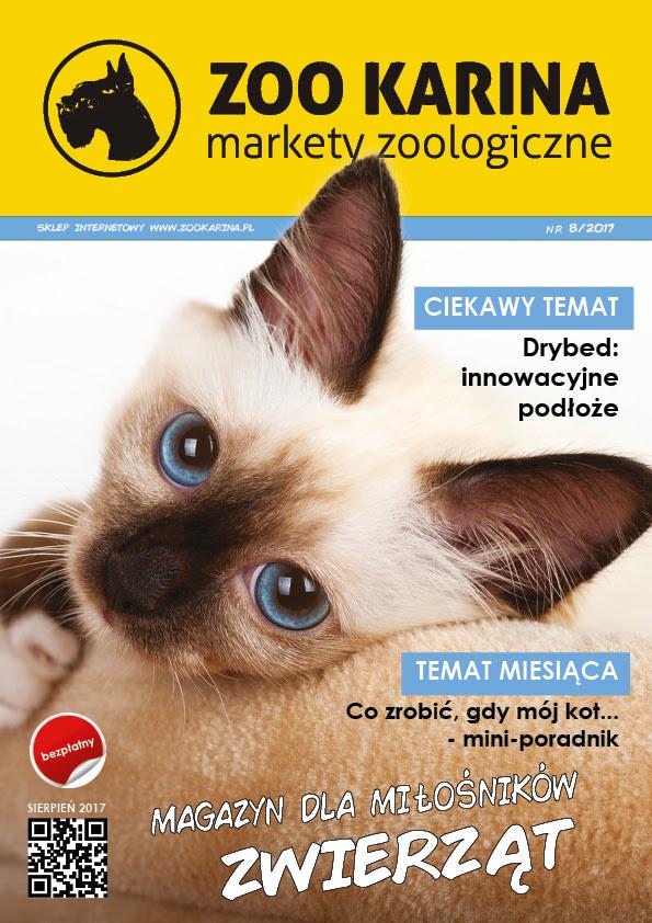 Sierpniowy magazyn ZOO Karina