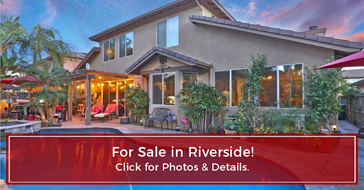 FOR SALE - Riverside