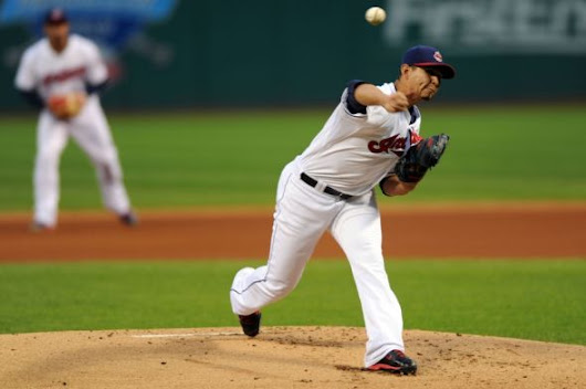 Carlos Carrasco Figuring It Out For The Cleveland Indians