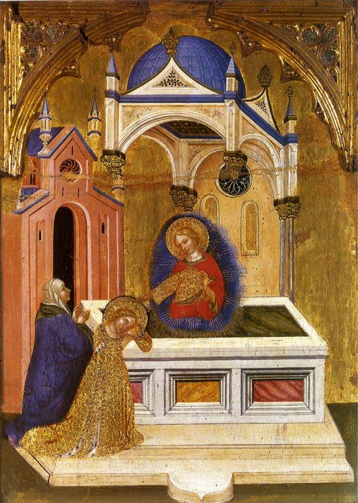 Η Αγία μάρτυς Λουκία (+13Δεκεμβρίου)