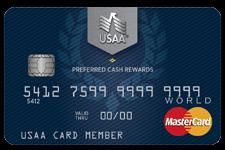 USAA Preferred Cash Rewards MasterCard Review - Rewards Guru