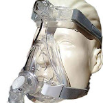 Philips Respironics Amara Full Face CPAP Mask - Small - 1090201