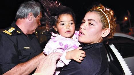 La bisabuela de Kiara dijo que le preocupa el destino de la nena