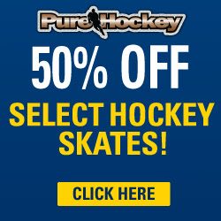 50% Off Select Skates