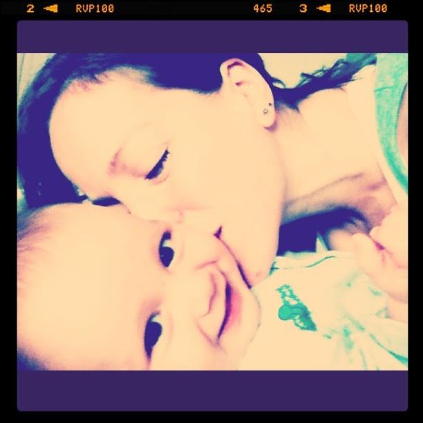 Morning kisses #love