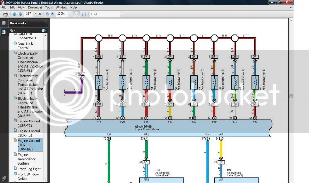 Toyotum Tundra Trailer Wiring Diagram