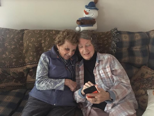 Program Pairs Companions With Lonely, Elderly Rural Mainers
