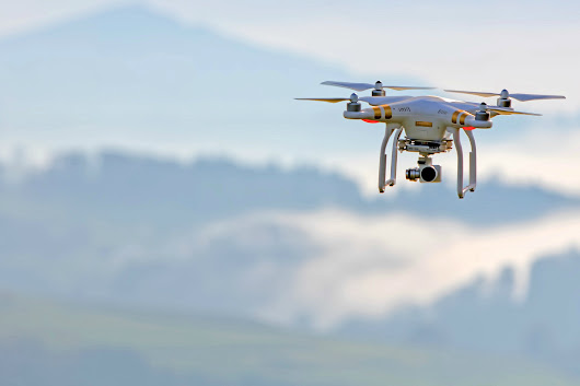 Notable Quote: FAA To Set-Up Test Sites For Widespread Drone Use - Web Site of Landon Blake