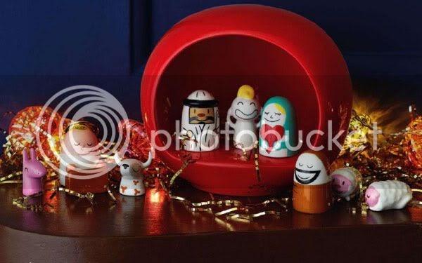 Nativity Scene by Alessi