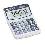 LS82Z Minidesk Calculator, 8-Digit LCD 4075A007AA
