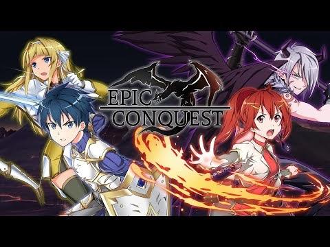 Game RPG Offline Ringan Epic Conquest Apk