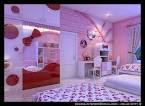 Bedroom: Hello Kitty Bedroom Decor In Myposterama Document, hello ...
