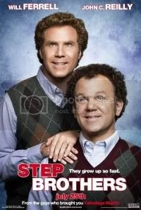 Step Brothers Official Poster