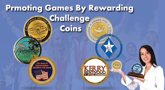 Promoting The Players And Games Through Challenge Coins | Max Challenge Coins Blog | Challenge Coins | Custom Challenge Coins | Challenge Coins Information
