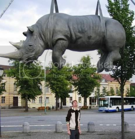 Weird Monuments,Weird Monuments,The Hanging Rhino