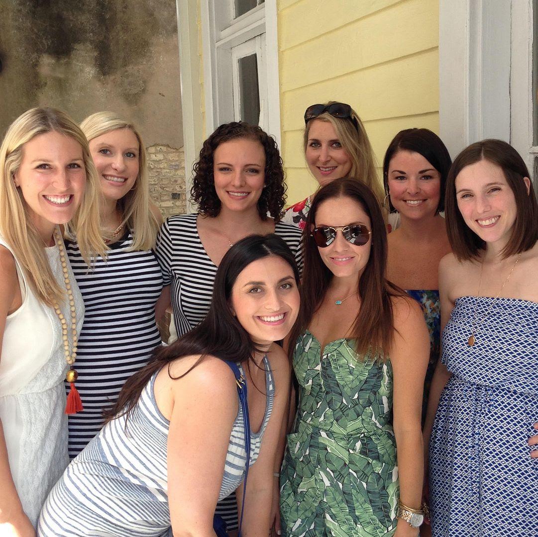 Bloggers in Charleston