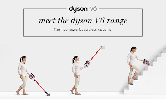 Review of the Dyson V6 Absolute