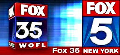 Fox 35 Orlando and Fox 5 NY