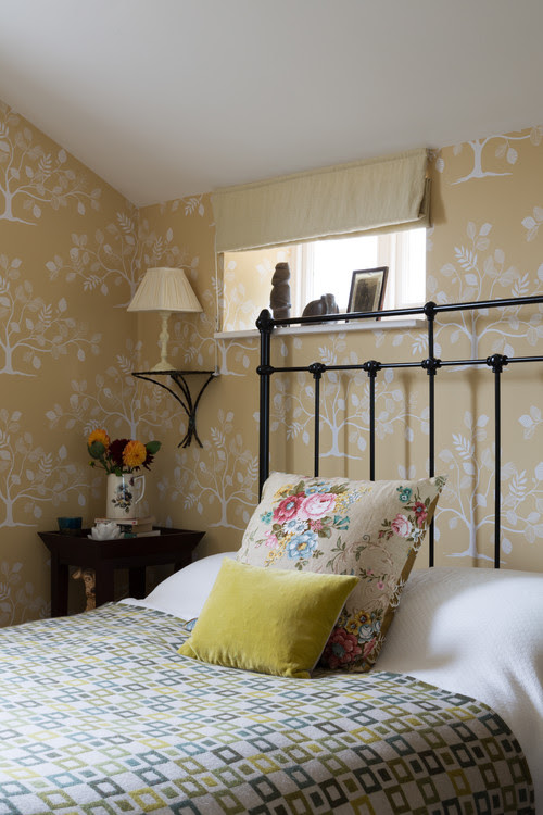 Decorating with Wallpaper: 13 Ideas - Town & Country Living
