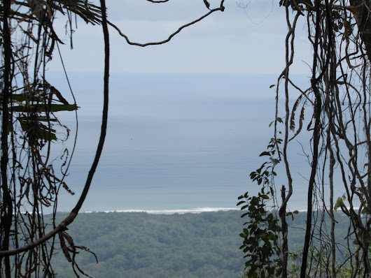 3 ACRES - Very Usable Land With Great Mountain and Ocean Views!!! - Costa Rica Real Estate