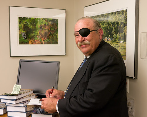Historian John V. Quarstein