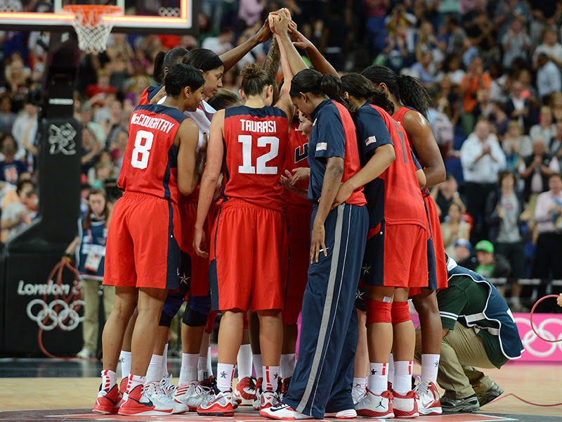 2012 U.S. Olympic Women's Basketball Team