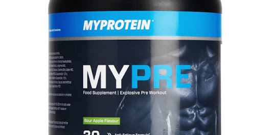 Myprotein Mypre Review