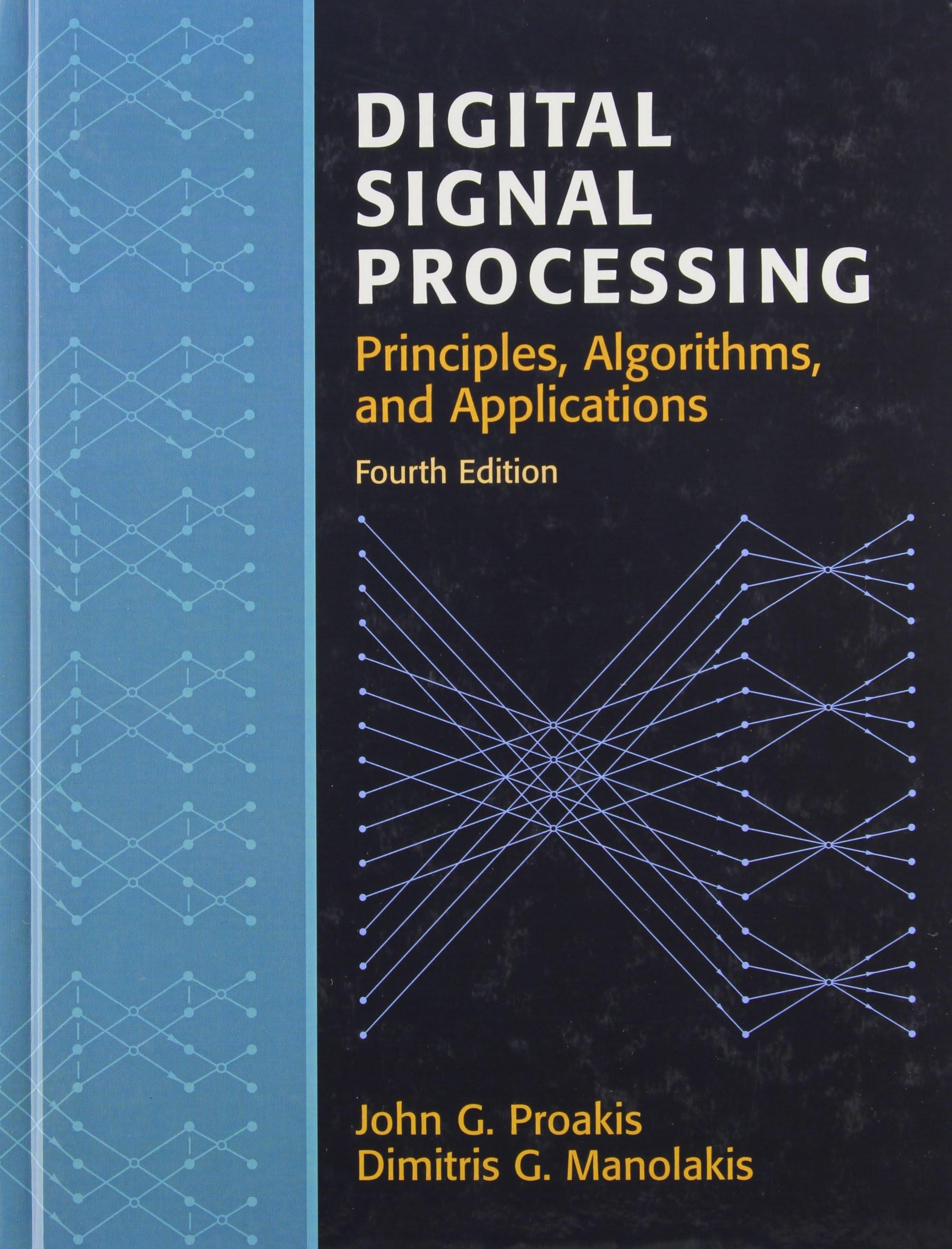 Digital Signal Processing Proakis Solution manual 3rd Edition