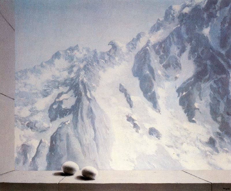 The domain of Arnheim, 1944 Rene Magritte