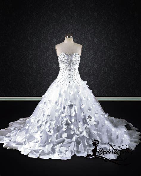 Puffy Wedding Dress Brides & Tailor USA