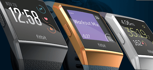 Fitbit Ionic A New Fitness Smartwatch Not Apple Watch