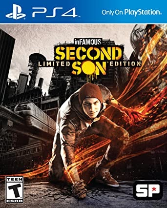 Review InFamous:Second Son