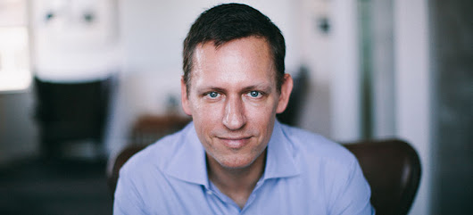 To be successful in business, do this (says Peter Thiel)