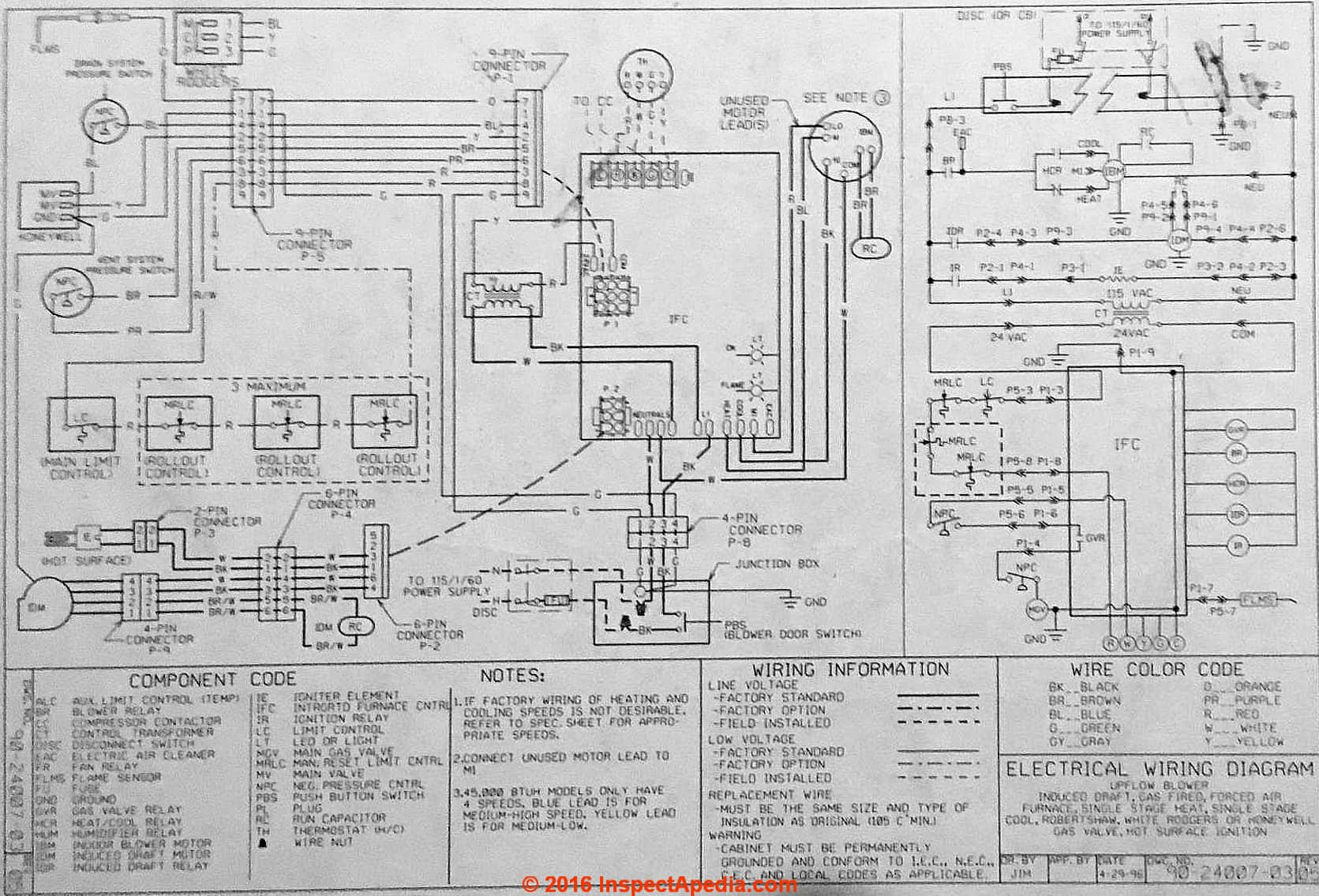 31 Rheem Heat Pump Wiring Diagram