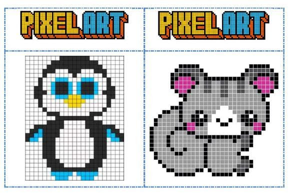 Art Pixel Art Licorne Qui Dab Facile
