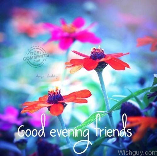 Good Evening Smiling Texts Songs Verses